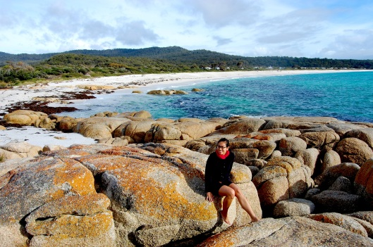 Tasmania Bay Of Fires Chandita Me