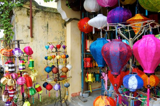 Lanterns at HoiAn