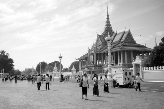 Mourning Phnom Penh
