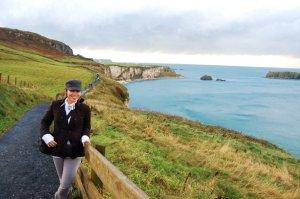 Me in Ireland, November 2009